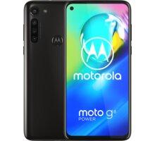 Motorola Moto G8 Power, 4GB/64GB, Smoke Black - MOTOG8PWRBLK