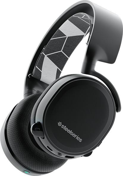 SteelSeries Arctis 3 Bluetooth, černá