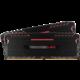 Corsair Vengeance LED Red 16GB (2x8GB) DDR4 3200  + Voucher až na 3 měsíce HBO GO jako dárek (max 1 ks na objednávku)