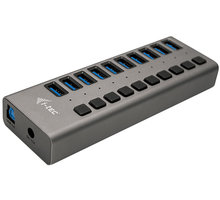 iTec USB 3.0 nabíjecí HUB 10port + Power Adapter 48 W - U3CHARGEHUB10