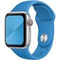 Apple řemínek pro Watch Series, sportovní, 40mm, modrá