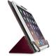 Belkin iPad Air 1/2 pouzdro Athena TriFold, tmavě červená