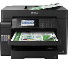 Epson L15150, tankový systém - C11CH72402 + Epson Foto papír Premium Glossy, 10x15 cm, 40 listů, lesklý v hodnotě 239 Kč