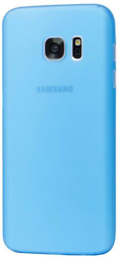 EPICO Plastový kryt ESPERIA pro Samsung Galaxy S7 ULTRATHIN MATT - modrý