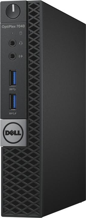 Dell OptiPlex 7040 Micro, černá