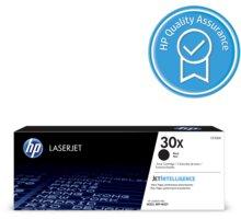 HP CF230X no. 30X, (3500 str.), černá