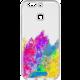 Cellularline STYLE průhledné gelové pouzdro pro Huawei P9, motiv ART