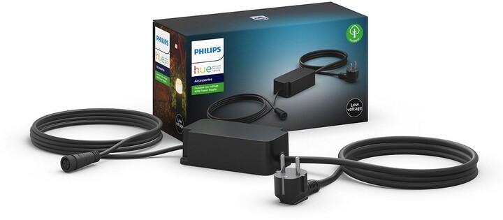 Philips napájecí jednotka pro HUE Impress/Lily XL, venkovní, 24V, 40W