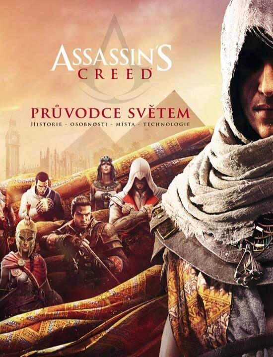 Kniha Assassin's Creed: Průvodce světem