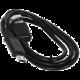 PremiumCord kabel micro USB 2.0, A-B 1,8m s dlouhým micro USB konektorem