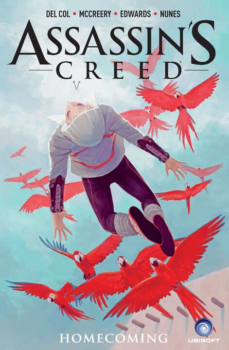 Komiks Assassin´s Creed 3: Návrat domů