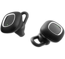 FIXED bluetooth stereo true wireless sluchátka Boom, černá - FIXTW-BOM-BK