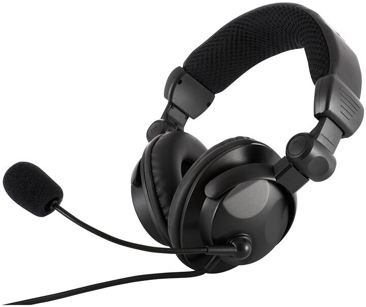 Modecom MC-826 Hunter, černá