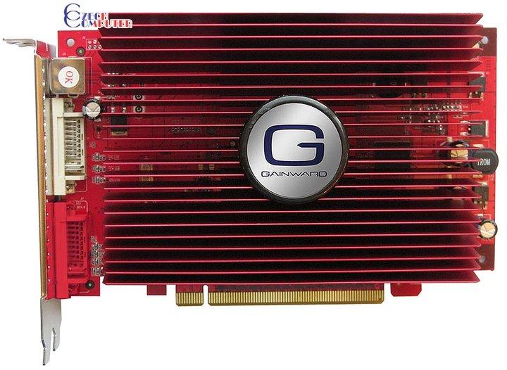 Gainward 7982-Bliss 7600GT 256MB, PCI-E