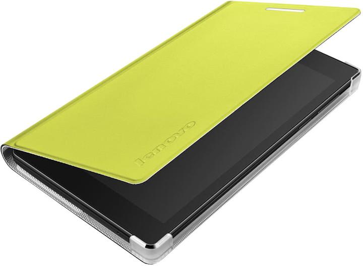 Lenovo pouzdro a fólie pro Tab 2 A7-10, zelená