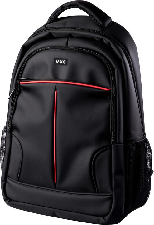 """MAX batoh na notebook MBP1502B 15"""", černá"""
