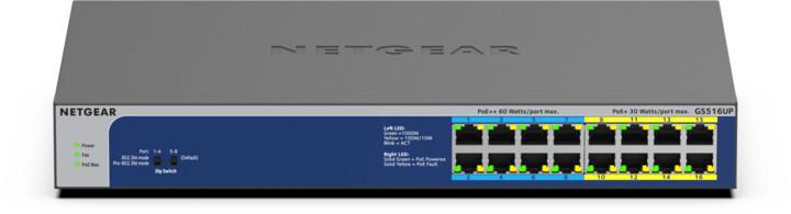 NETGEAR GS516UP
