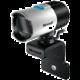 Microsoft webkamera LifeCam Studio, stříbrná