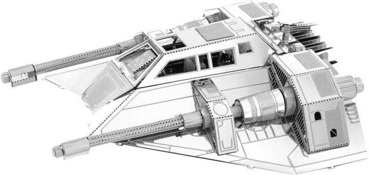 Metal Earth Star Wars - kovový model Snowspeeder