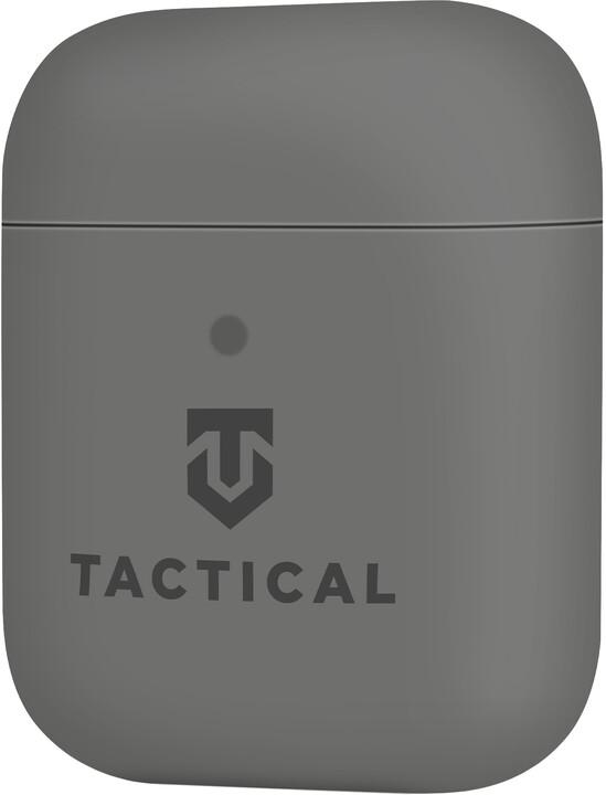 Tactical ochranné pouzdro Velvet Smoothie pro Apple AirPods, šedá