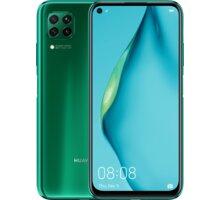 Huawei P40 lite, 6GB/128GB, Crush Green Antivir Bitdefender Mobile Security for Android 2020, 1 zařízení, 12 měsíců v hodnotě 299 Kč + Kuki TV na 2 měsíce zdarma