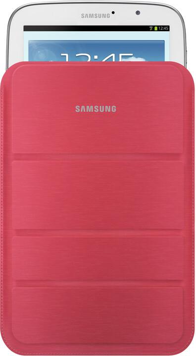 Samsung polohovací kapsa EF-SN510BP pro Note 8.0, růžová