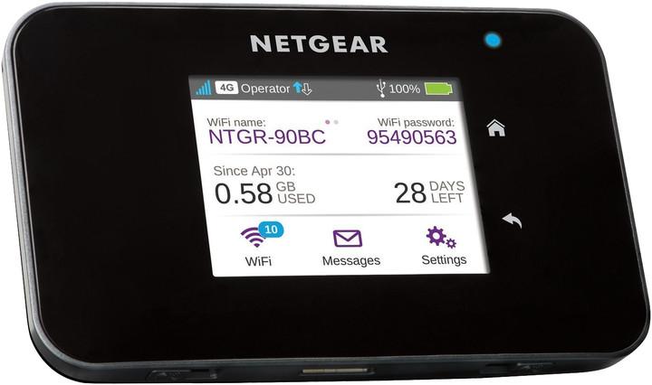 NETGEAR Aircard 810, 3G/4G LTE router