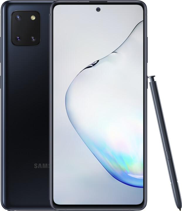 Samsung Galaxy Note10 Lite, 6GB/128GB, Aura Black