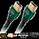 Audioquest HDMI 3D, 4K, 1080p, Ethernet, stříbro 0.5%, (Forest) 2m