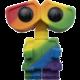 Figurka Funko POP! Disney - Wall-E Pride
