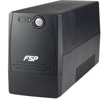 Fortron FSP FP 1000, 1000 VA, line interactive Elektronické předplatné časopisu Reflex a novin E15 na půl roku v hodnotě 1518 Kč + O2 TV Sport Pack na 3 měsíce (max. 1x na objednávku)