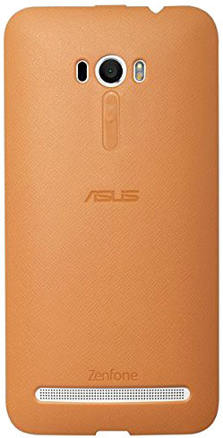 ASUS ZenFone 2 Bumper Case Selfie ZD551KL, oranžová
