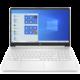 HP 15s-fq1005nc, bílá Servisní pohotovost – vylepšený servis PC a NTB ZDARMA