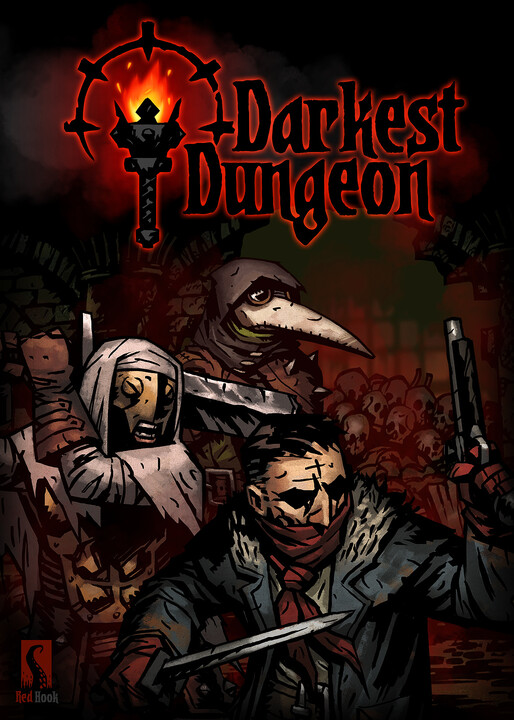 Darkest Dungeon (PC) - elektronicky