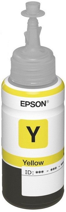 Epson C13T66444A, žlutá