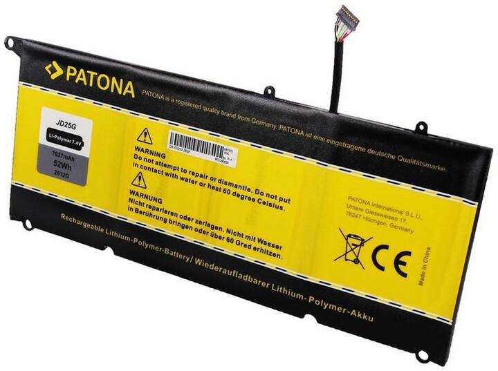 Patona baterie pro ntb DELL XPS13 7000mAh Li-pol 7,4V JD25G