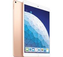 Apple iPad Air, 64GB, Wi-Fi, zlatá, 2019