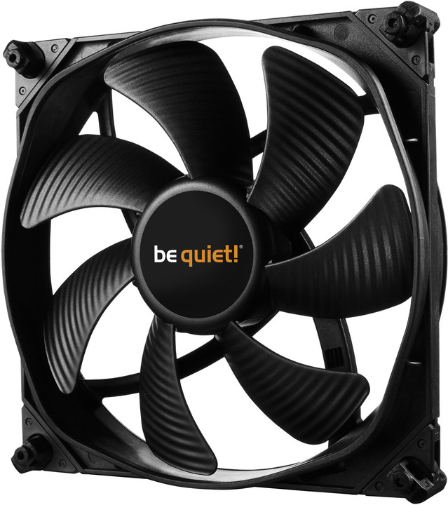 Be quiet! Silent Wings 3, 140mm, PWM fan