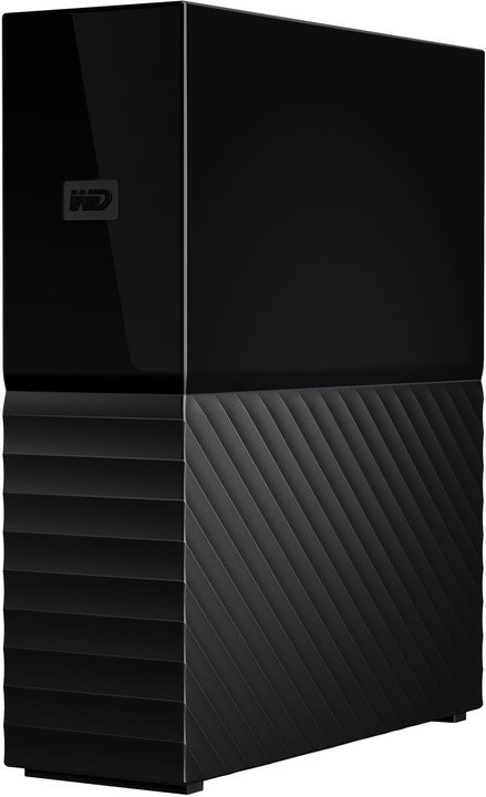 WD My Book - 4TB