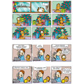 Komiks Garfield slaví večeři, 53.díl