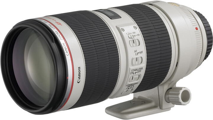 Canon EF 70-200mm f/2.8 L IS USM II