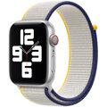 Apple řemínek pro Watch Series, provlékací, sportovní, 44mm, bílá