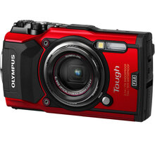 Olympus TG-5, červená + Power Kit - FTDFOMTG5X061