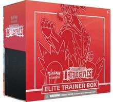 Karetní hra Pokémon TCG: Sword and Shield Battle Styles Elite Trainer Box