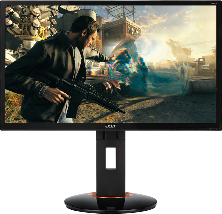 Acer XB240Hbmjdpr Gaming - 3D LED monitor 24""