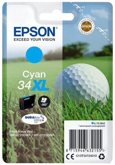 Epson C13T34724010, cyan