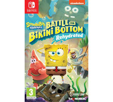 Spongebob SquarePants: Battle for Bikini Bottom - Rehydrated (SWITCH) - 9120080074461