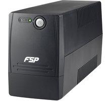 Fortron FSP FP 1500, 1500 VA, line interactive Elektronické předplatné časopisu Reflex a novin E15 na půl roku v hodnotě 1518 Kč + O2 TV Sport Pack na 3 měsíce (max. 1x na objednávku)