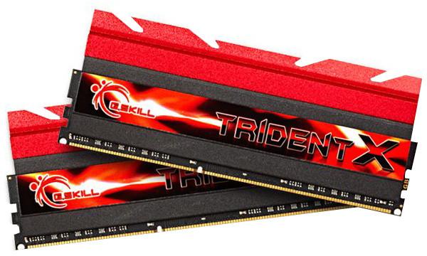 G.SKill TridentX 16GB (2x8GB) DDR3 2133 CL9