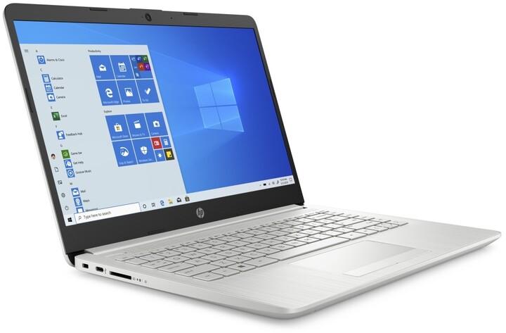 HP 14-cf3000nc, stříbrná